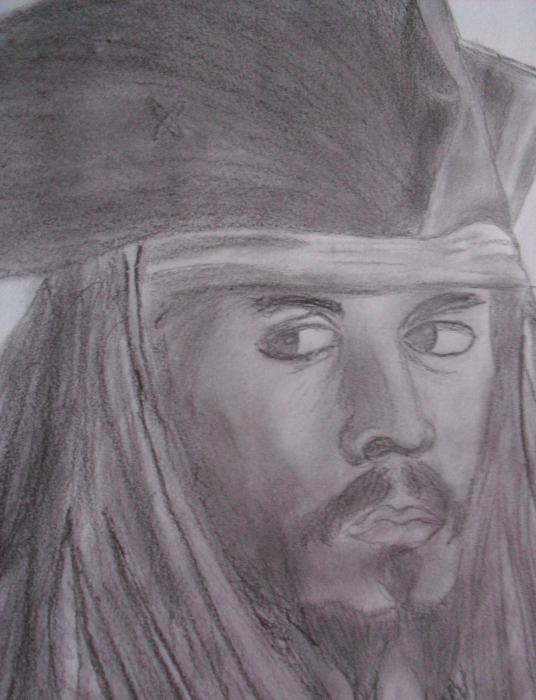Johnny Depp by candoche91